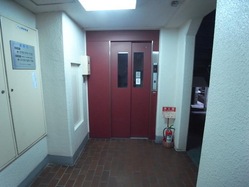 物件番号: 1025868869 モンラヴィ新神戸  神戸市中央区布引町2丁目 2LDK マンション 画像36