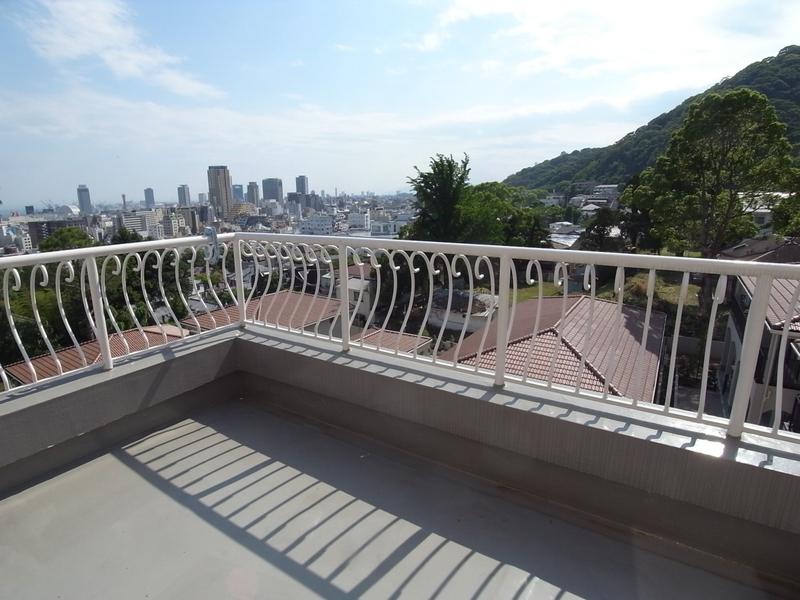 物件番号: 1025868985 第4スカイマンション  神戸市中央区北野町2丁目 3LDK マンション 画像6