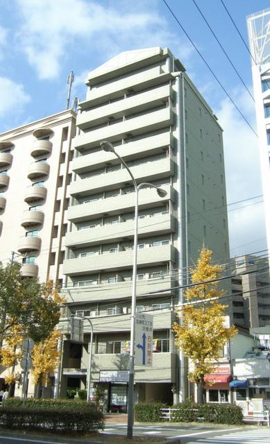PLAISANT新神戸 1201の外観