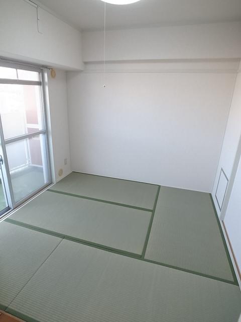 物件番号: 1025869437 名谷7団地34号棟  神戸市須磨区竜が台1丁目 4DK マンション 画像4