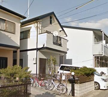 本山中町レンタルハウス ***の外観