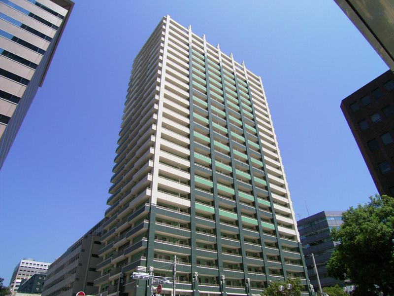 物件番号: 1025869732 ライオンズタワー神戸旧居留地  神戸市中央区伊藤町 1LDK マンション 外観画像