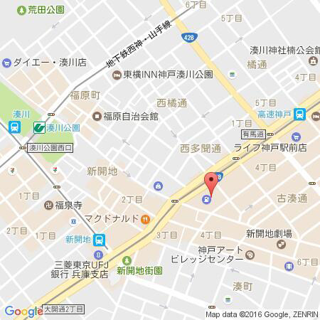 物件番号: 1025870084 プレサンスKOBEグレンツ  神戸市兵庫区新開地3丁目 1LDK マンション 画像1