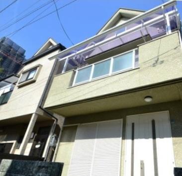物件番号: 1025871122 摩耶の家  神戸市灘区高尾通4丁目 3SLDK 貸家 外観画像