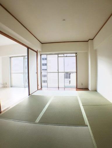 物件番号: 1025871254 萬利ハイツ  神戸市中央区熊内町5丁目 3LDK マンション 画像4