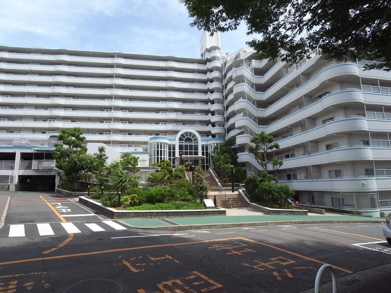 物件番号: 1025871501 ドルミハイツ垂水ⅢC棟ディオフェルティ学園都市  神戸市垂水区学が丘3丁目 3LDK マンション 外観画像