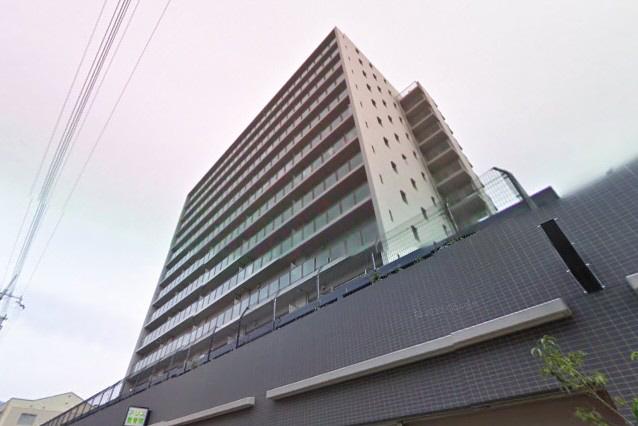 物件番号: 1025871968 ピアフェスタ青木駅前  神戸市東灘区青木6丁目 3LDK マンション 外観画像