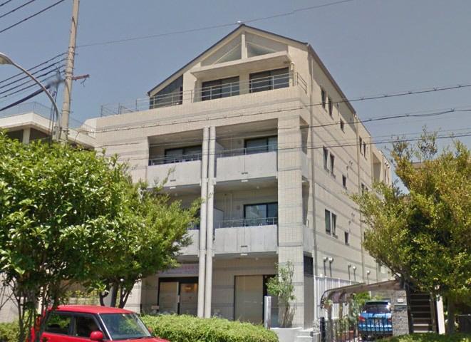 物件番号: 1025871970 ウエストヒル御影城ノ前  神戸市東灘区御影2丁目 3LDK マンション 外観画像