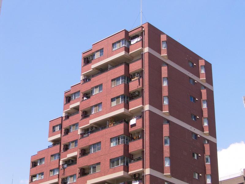 物件番号: 1025872133 三宮東ハイツ  神戸市中央区二宮町1丁目 1SLDK マンション 外観画像