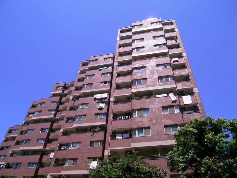 物件番号: 1025872133 三宮東ハイツ  神戸市中央区二宮町1丁目 1SLDK マンション 画像2