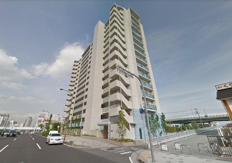 物件番号: 1025872299 ザ・パークハウス神戸春日野道  神戸市中央区脇浜町3丁目 3LDK マンション 外観画像