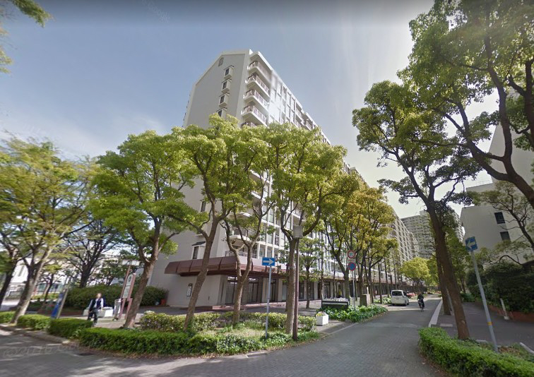 神戸パークシティB棟 1201の外観