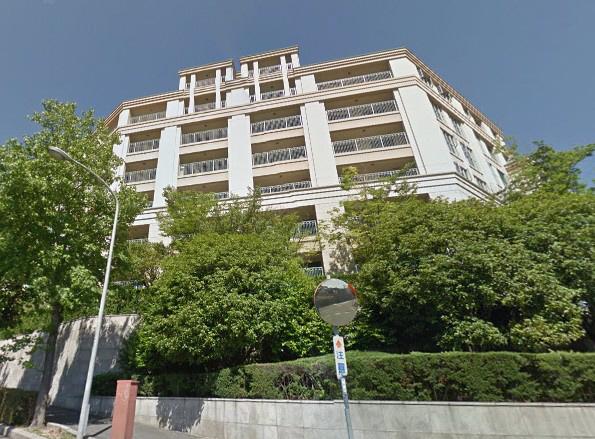 物件番号: 1025874945 オーキッドコート湖南館  神戸市東灘区西岡本2丁目 3LDK マンション 外観画像