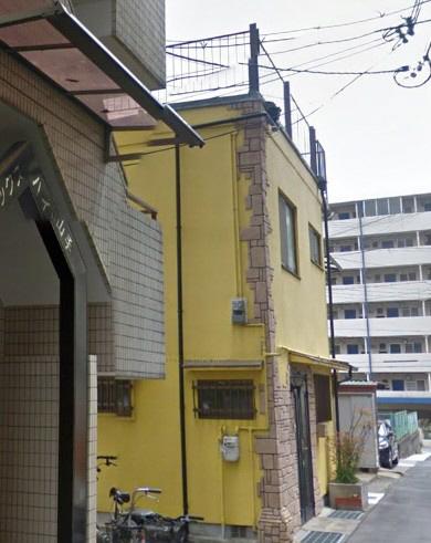 物件番号: 1025872551 下山手7坂東貸家西角  神戸市中央区下山手通7丁目 6DK 貸家 外観画像