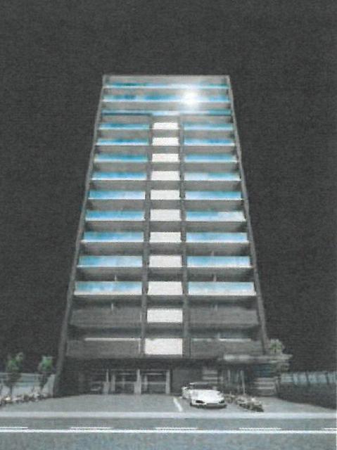 エスリード神戸三宮 804の外観