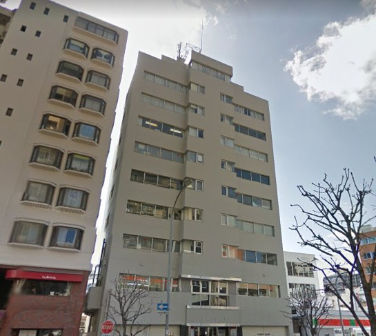 物件番号: 1025873182 メゾン下山手  神戸市中央区下山手通3丁目 1LDK マンション 外観画像