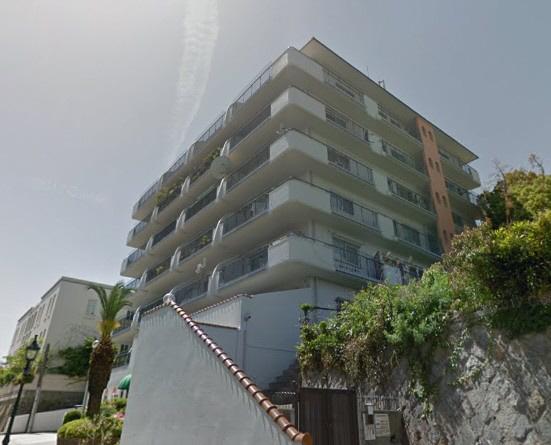 物件番号: 1025874124 コボリマンション北野  神戸市中央区北野町4丁目 4LDK マンション 外観画像