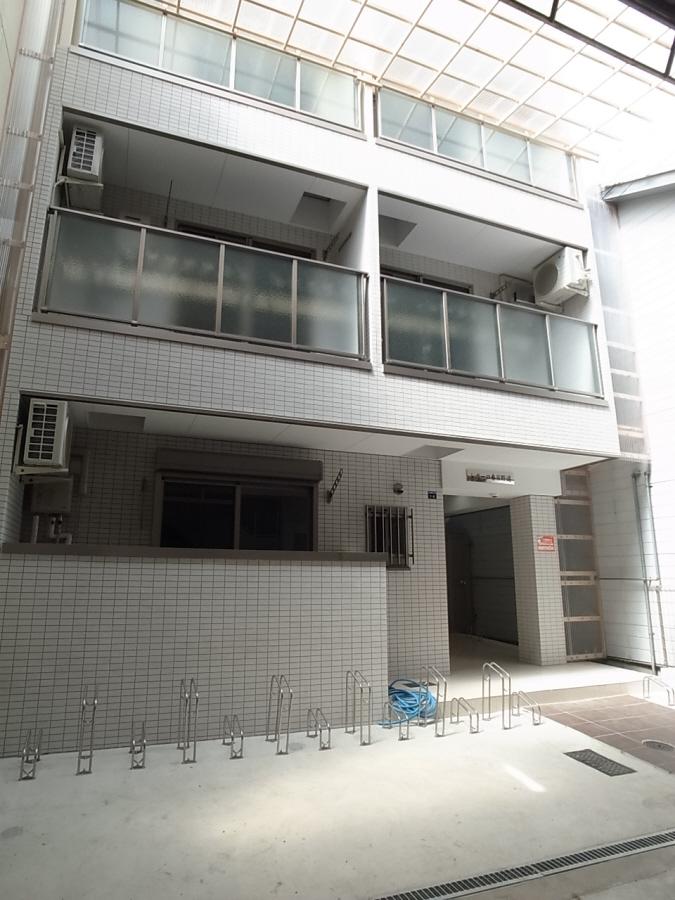 物件番号: 1025874870 レガーロ春日野道  神戸市中央区大日通6丁目 1K マンション 外観画像