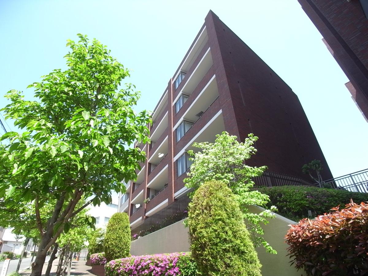 物件番号: 1025874773 パークスクエア神戸山本通  神戸市中央区山本通5丁目 2LDK マンション 外観画像