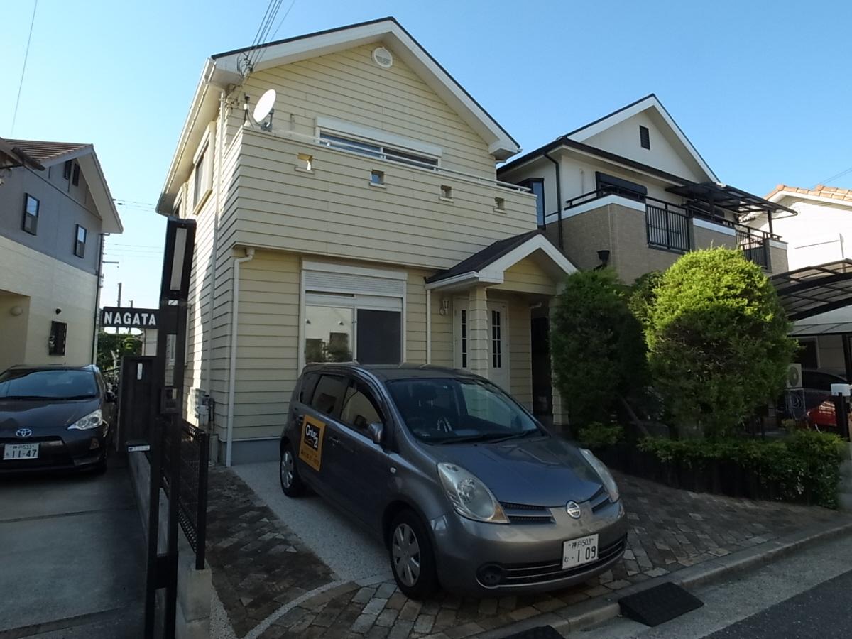 物件番号: 1025874942 大津和2丁目戸建  神戸市西区大津和2丁目 4LDK 貸家 外観画像