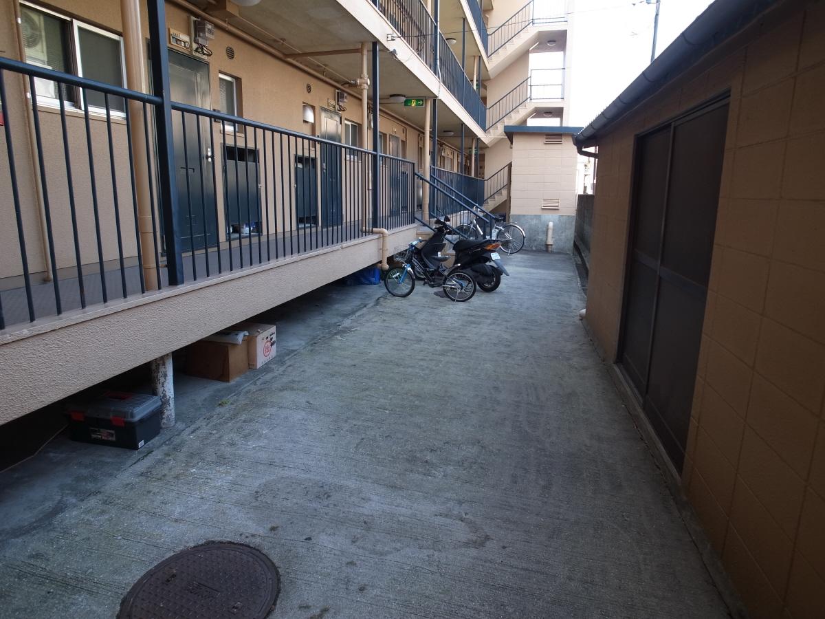 物件番号: 1025875029 平野マンション  神戸市兵庫区上三条町 1DK マンション 画像36
