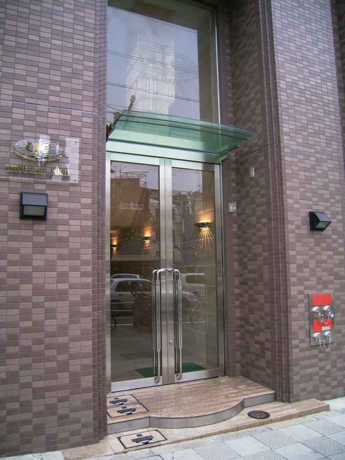 物件番号: 1025875651 ユニバーサルビル  神戸市兵庫区西上橘通2丁目 1DK マンション 画像1