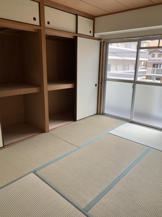物件番号: 1025881208 グランドハイツ岸本  神戸市中央区日暮通1丁目 2DK マンション 画像8