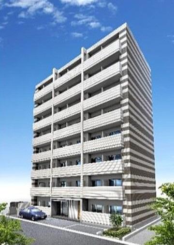 物件番号: 1025881224 ファーストフィオーレ三宮EAST  神戸市中央区東雲通5丁目 1K マンション 外観画像