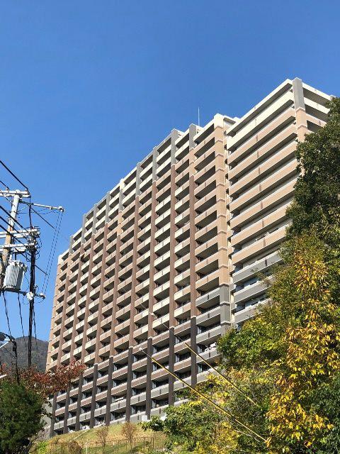 リビオ六甲高羽ガーデンスクエア 14Fの外観