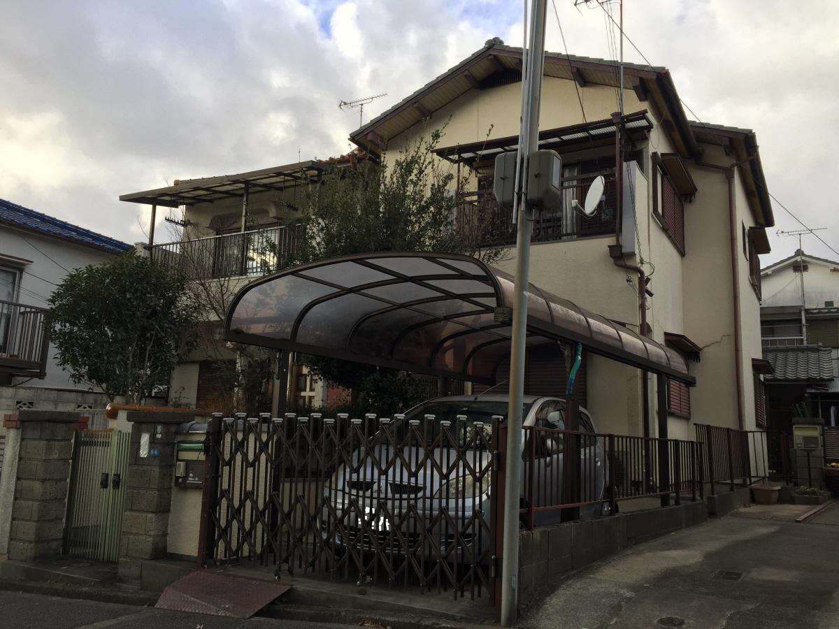 物件番号: 1025881684 北五葉6丁目戸建て  神戸市北区北五葉6丁目 4DK 貸家 外観画像