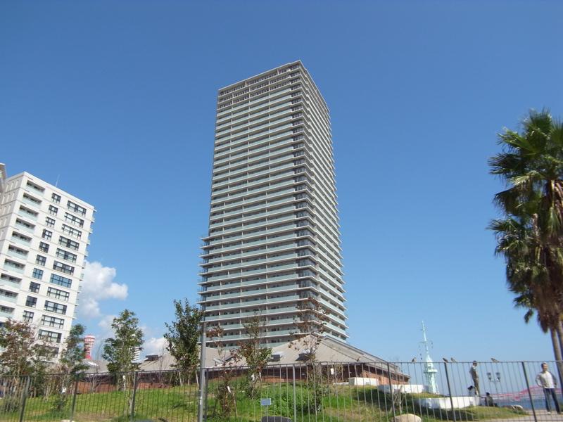 ザ・パークハウス神戸ハーバーランドタワー 2606の外観