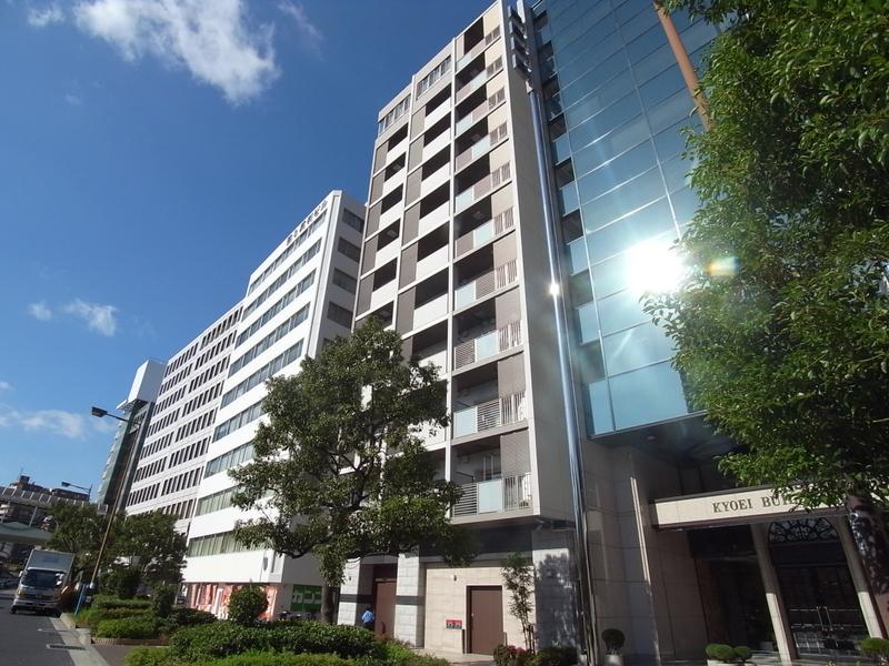 神戸ハーバーサイド 萬利レジデンス 702の外観