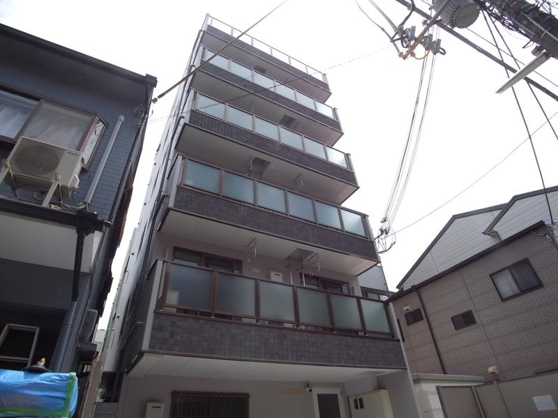 物件番号: 1025865353 リーフビル  神戸市中央区大日通6丁目 2LDK マンション 外観画像