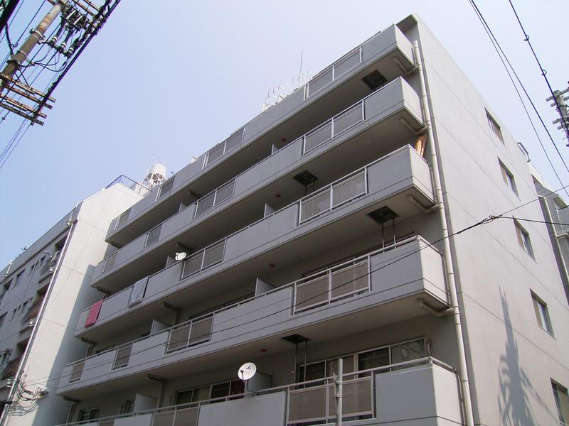 物件番号: 1025821091 潮マンション  神戸市中央区元町通5丁目 2DK マンション 外観画像
