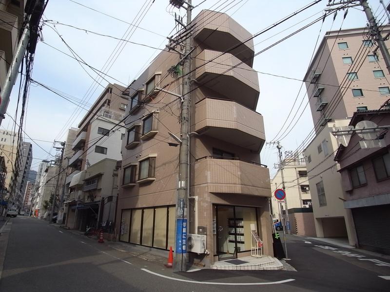 物件番号: 1025862591 ニュージョイハイツ  神戸市中央区二宮町4丁目 1DK マンション 外観画像
