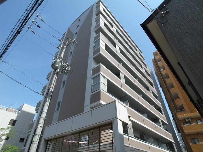 物件番号: 1025875650 ルミエールダイドー  神戸市中央区北長狭通7丁目 2K マンション 外観画像
