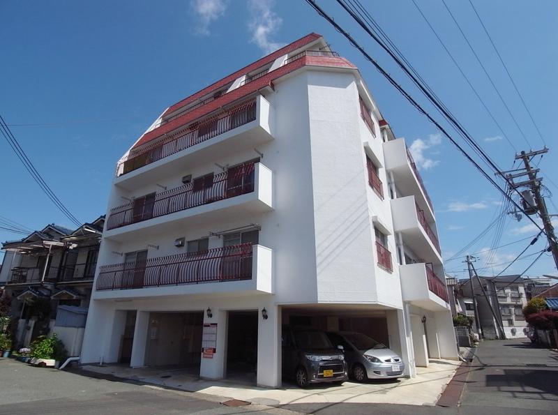 物件番号: 1025881065 シャトレイユ  神戸市垂水区泉が丘3丁目 3LDK マンション 外観画像