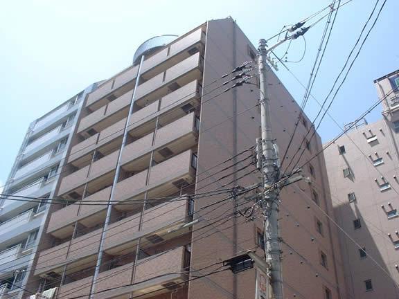 プレサンス神戸駅前 1002の外観