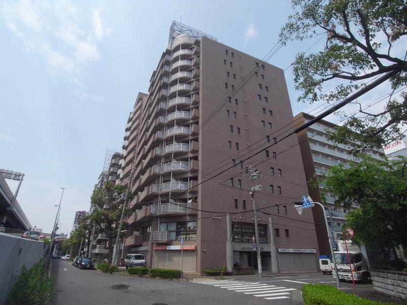 物件番号: 1025846567 アミーグランコート三宮  神戸市中央区浜辺通3丁目 1LDK マンション 外観画像