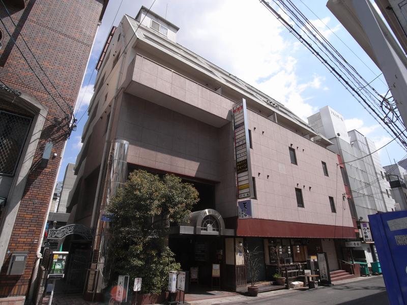 物件番号: 1025845160 阿部ビル  神戸市中央区北長狭通2丁目 2DK マンション 外観画像