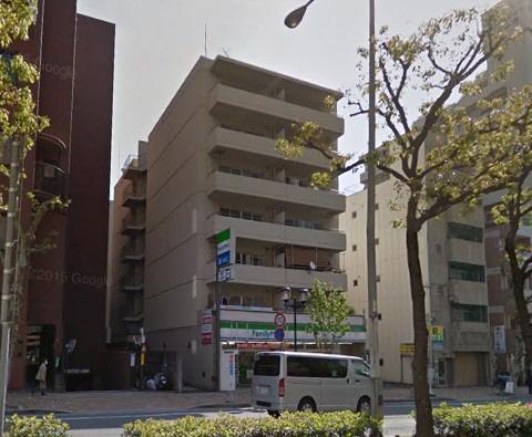 加藤マンション神戸 602の外観