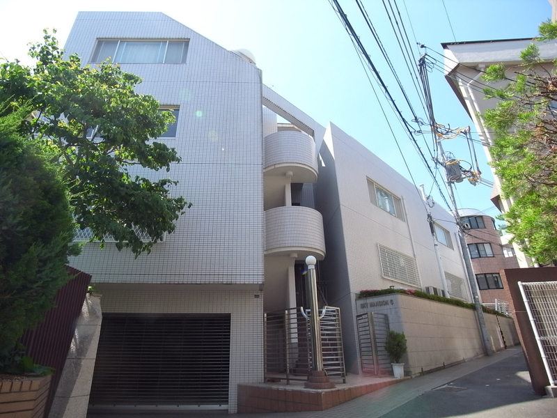 物件番号: 1025800313 第6スカイマンション  神戸市中央区山本通2丁目 2LDK マンション 外観画像