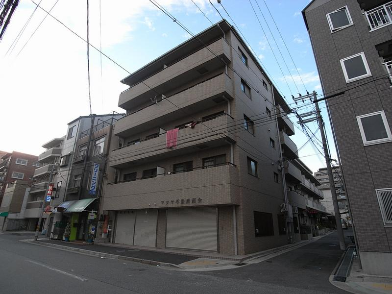 物件番号: 1025881204 MFハイツ春日野  神戸市中央区日暮通1丁目 2DK マンション 外観画像
