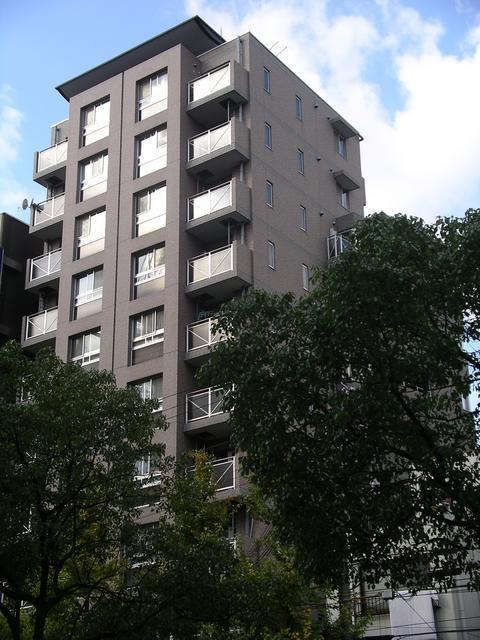 物件番号: 1025818900 メゾン・ヌーベル新神戸  神戸市中央区二宮町2丁目 2LDK マンション 外観画像