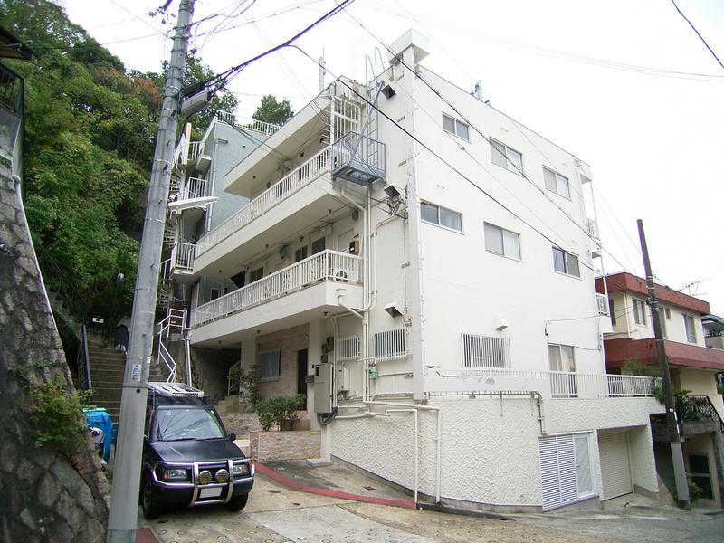 物件番号: 1025804246 エクセル神戸  神戸市中央区熊内町8丁目 1LDK マンション 外観画像