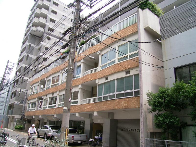 物件番号: 1025804815 幸和マンション  神戸市中央区加納町2丁目 1LDK マンション 外観画像
