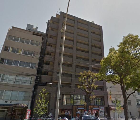 物件番号: 1025875651 ユニバーサルビル  神戸市兵庫区西上橘通2丁目 1DK マンション 外観画像