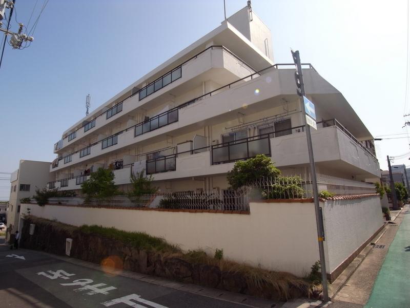 グランディア新神戸 208の外観