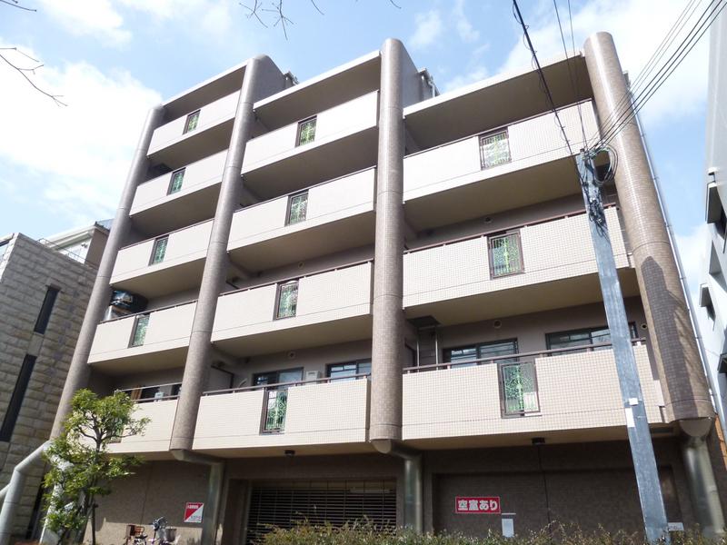 物件番号: 1025809708 ベルコート相楽園  神戸市中央区山本通5丁目 3LDK マンション 外観画像