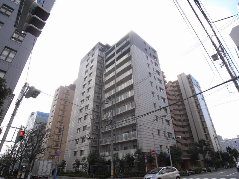 物件番号: 1025881140 ルネ神戸磯上通  神戸市中央区磯上通3丁目 3LDK マンション 外観画像